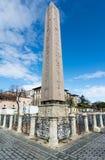 Obelisk of Theodosius,Istanbul, Turkey Stock Images