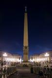 obelisk vatican Royaltyfria Bilder