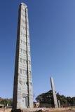 Obelisk von Aksum lizenzfreie stockbilder
