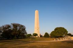 Obelisk von Sao Paulo stockbild
