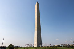 The Obelisk Washington DC Stock Images