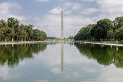The Obelisk Washington DC Royalty Free Stock Image