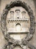 Obelisken specificerar Royaltyfri Foto