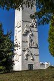 obeliski zdjęcia royalty free