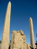 Obelisks Royalty Free Stock Photography
