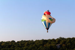 Obelix hot air balloon Stock Photos