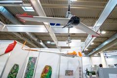 Obemannade flygplan fotografering för bildbyråer