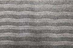 Oben geschlossen von Gray Fold Paper Pattern Stockbild