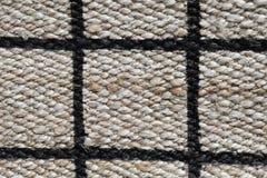 Oben geschlossen von zahlendem Muster der Korb-Gewebebeschaffenheit stockbilder