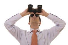 Oben schauen Lizenzfreies Stockfoto