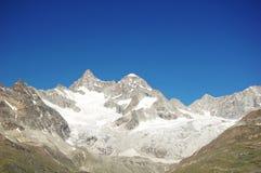 Ober Gabelhorn Royalty Free Stock Photography