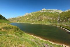 Oberalp Pass Stock Images