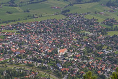 Oberammergau Foto de Stock Royalty Free