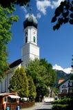 Oberammergau Fotografia Stock