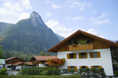 Oberammergau - Bavaria - Germany Royalty Free Stock Image