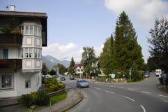 Oberammergau - Bavaria - Germany Stock Image