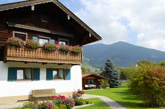 Oberammergau - Bavaria - Germany Royalty Free Stock Photo