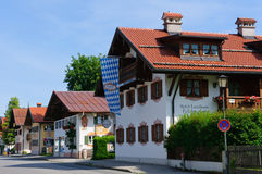 Oberammergau, Germany Royalty Free Stock Images