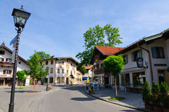 Oberammergau, Germany Stock Image