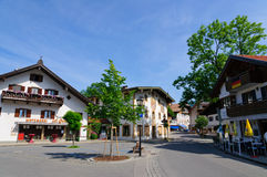 Oberammergau, Germany Stock Photos