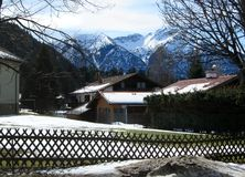 Oberammergau Stock Photo