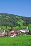 Oberau,tirol Stock Photos