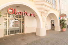 Oberbank Royalty Free Stock Image