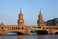 Oberbaumbrücke Stock Image
