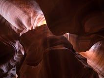 Obere Antilopen-Schlucht Lizenzfreies Stockbild
