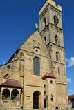 Obere Pfarre kościół w Bamberg, Niemcy Zdjęcia Royalty Free