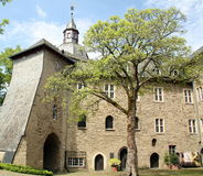 Obere Schloss. Germany Royalty Free Stock Images