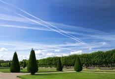 Oberer Garten Lizenzfreie Stockfotografie