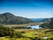 Oberer See am Ring von Kerry nahe Killarney lizenzfreie stockbilder