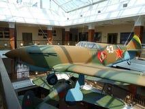 Oberes Pyshma, Russland - 2. Juli 2016: Innenraum des Museums der militärischer Ausrüstung Lizenzfreies Stockbild