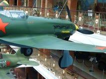 Oberes Pyshma, Russland - 2. Juli 2016: Innenraum des Museums der militärischer Ausrüstung Stockbild