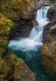 Oberes Twin Falls, Washington State Lizenzfreie Stockfotografie