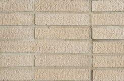 Oberfläche der Backsteinmauer Stockfotografie