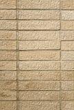 Oberfläche der Backsteinmauer Lizenzfreies Stockbild