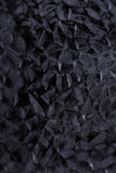 Oberfläche des dunklen Glases Lizenzfreies Stockfoto