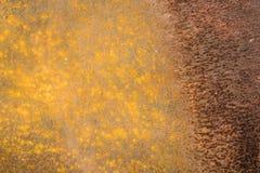 Oberfläche des rostigen Eisens, rostiger Metallhintergrund, Beschaffenheit, Tapete lizenzfreie stockbilder