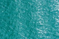 Oberfläche des Wassers Stockfotografie