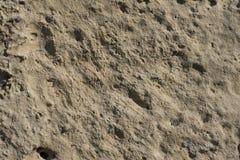 Oberfläche einer Steinwand stockfotos