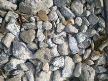 Oberflächenfelsen Stockfoto