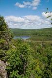 Oberg jezioro obraz stock