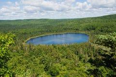 Oberg jezioro obrazy royalty free