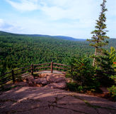 Oberg Mountain Lookout Royalty Free Stock Image
