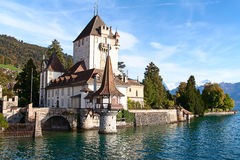 Oberhofen Royalty Free Stock Photo