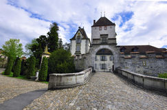 Oberhofen Royalty Free Stock Photography