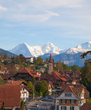 Oberhofen Royalty Free Stock Photo