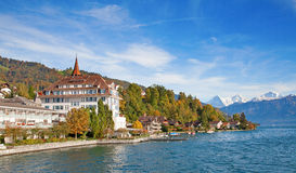 Oberhofen Royalty Free Stock Images